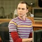 Jim Parsons som Sheldon Cooper
